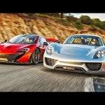 2015 McLaren P1 vs. 2015 Porsche 918 Spyder! – Head 2 Head Ep. 64