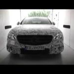2016 Mercedes-Benz E-Class – Mercedes showcases remote parking