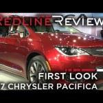 2017 Chrysler Pacifica – Redline: First Look – 2016 Detroit Auto Show