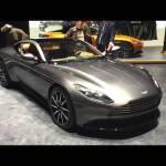 Aston Martin DB11 – Geneva motor show blog