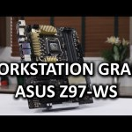 ASUS Z97-WS – As Good as it Gets IMO…