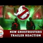 Ghostbusters (2016) Trailer Reaction & Breakdown!