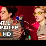 Ghostbusters Official International Trailer #1 (2016) – Kristen Wiig, Melissa McCarthy Movie HD