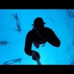 GoPro Awards: Freediving the Bridge of Chrisoula K