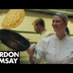 Gordon's Chefs Flip Some Pancakes – Gordon Ramsay