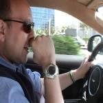 Hasan Kutbi testing Aston Martin DB9 Jeddah 011