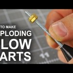 How To Make Exploding Tipped Blow Darts