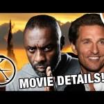 How Will The Dark Tower Movie Differ from the Books? (Nerdist News w/ Jessica Chobot)