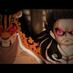 """Lucci's New World Awakening """"Gear 4th vs Leopard Beast"""" 