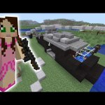 Minecraft: HELICOPTER MISSION – The Crafting Dead [59]