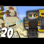 Minecraft – TIME TRAVELLERS! – PHARAOH'S TREASURE! #20 W/Stampy & Ash!