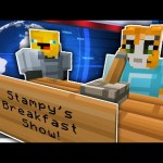 Minecraft – TIME TRAVELLERS! – STAMPY'S BREAKFAST SHOW! #24 W/Stampy & Ash!