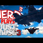 Nerd³ Plays… Just Cause 3 – Wing Fortress Zone