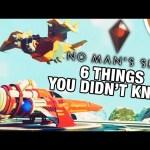 No Man's Sky: 6 Things You Didn't Know! (Nerdist News w/ Jessica Chobot)