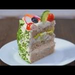 OUTRAGEOUS Sandwich Cake Recipe
