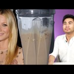 """People Try Gwyneth Paltrow's """"$200"""" Smoothie"""