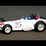 Piloting an Indy Roadster at Indianapolis Motor Speedway Before the 500! HOT ROD Unlimited Ep. 36