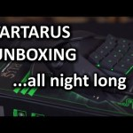 Razer Tartarus Gaming Pad Unboxing & Overview