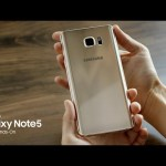 Samsung Galaxy Note5 : Official Hands-on – Design