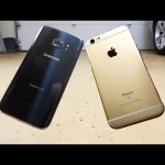Samsung Galaxy S7 vs iPhone 6S Durability Drop Test!