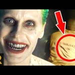 Suicide Squad Official Trailer ALL EASTER EGGS You Missed