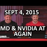 The WAN Show – AMD and NVIDIA at it Again! – September 4, 2015