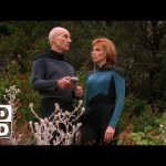 TNG Remastered: 7×08 'Attached' Comparison, SD to HD