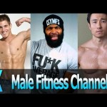 Top 10 YouTube Men's Fitness Channels –  TopX Ep.19