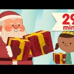We Wish You a Merry Christmas + More   Christmas Song for Kids   Super Simple Songs