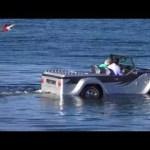 تجربة سيارة بانثر البرمائية من  ووتر كار – حسن كتبي كاليفورنيا