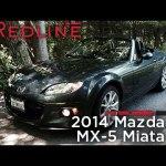 2014 Mazda MX-5 Miata – Redline: Review