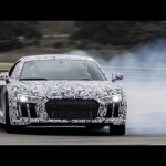 2015 Audi R8 – Autocar rides onboard as Frank Stippler laps the Ascari circuit