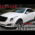 2015 Cadillac ATS Coupe – Redline: First Drive
