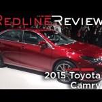 2015 Toyota Camry – 2014 New York International Auto Show