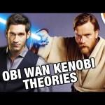 3 Obi Wan Kenobi Cameo Theories plus Lucifer's Tom Ellis!