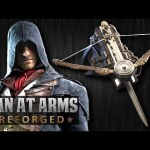 Arno Dorian's Phantom Blade (Assassin's Creed Unity) – MAN AT ARMS: REFORGED