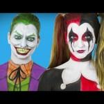 Batman Makeup Transformation – AWE me Artist Series