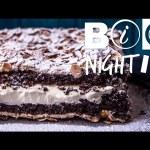 Chocolate Meringue Cake Recipe   Big Night In