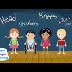 Head Shoulders Knees & Toes (Sing It)