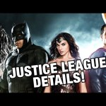 How Much Justice League Will Appear in Batman v Superman? (Nerdist News w/ Jessica Chobot)