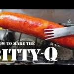 How To Make The Bitty-Q – (A Drink-Can BBQ)