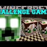 Minecraft: CREEPER TITAN CHALLENGE GAMES – Lucky Block Mod – Modded Mini-Game