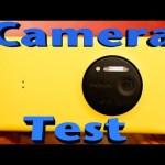 Nokia Lumia 1020 Camera Test