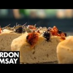 Olive, Rosemary and Tomato Focaccia – Gordon Ramsay