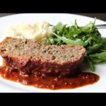 Prison-Style Meatloaf – Special Meatball Loaf Recipe