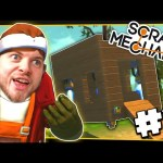 Scrap Mechanic! – LEARNING THE BASICS! – [#1] | Gameplay |