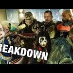 SUICIDE SQUAD Official Trailer Breakdown!
