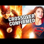 The Flash Supergirl Crossover Confirmed! (Nerdist Special Report w/ Jessica Chobot)
