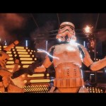 16 Minutes of Star Wars Battlefront Bespin Cloud City Gameplay in 1080p 60fps
