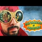Become A Superhero In Training! – Superhero in Training